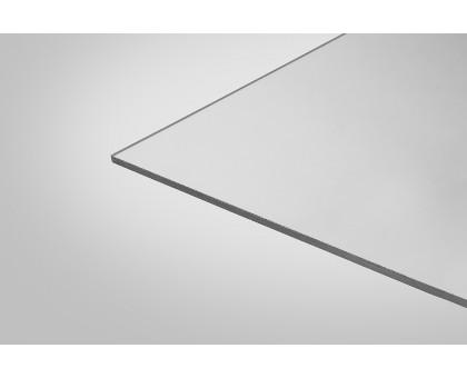 Монолитный Поликарбонат КОЛИБРИ 4,0 мм 2050x3050 м прозрачный