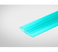 Профиль Центр Профиль 4,0 мм x6000 м бирюзовый